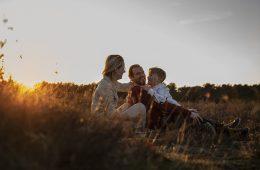 Familie en kids fotoshoot