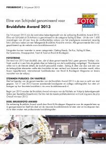 Persbericht_Bruidsfoto_Award_2013