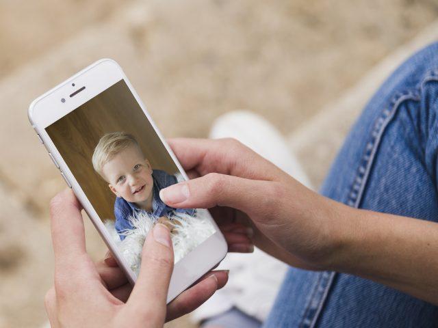 5 tips om mooie foto's met de telefoon te maken van je Ukkepuk